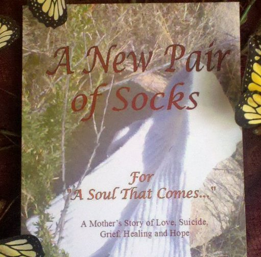 A New Pair of Socks by Marianne Weaver
